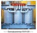 Трехфазные трансформаторы типа ТСЗП, ТСП