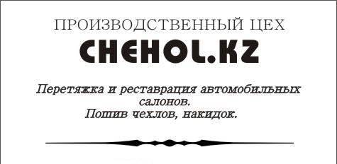 Чехол Производственный Цех АРАЯДЖ, ТОО