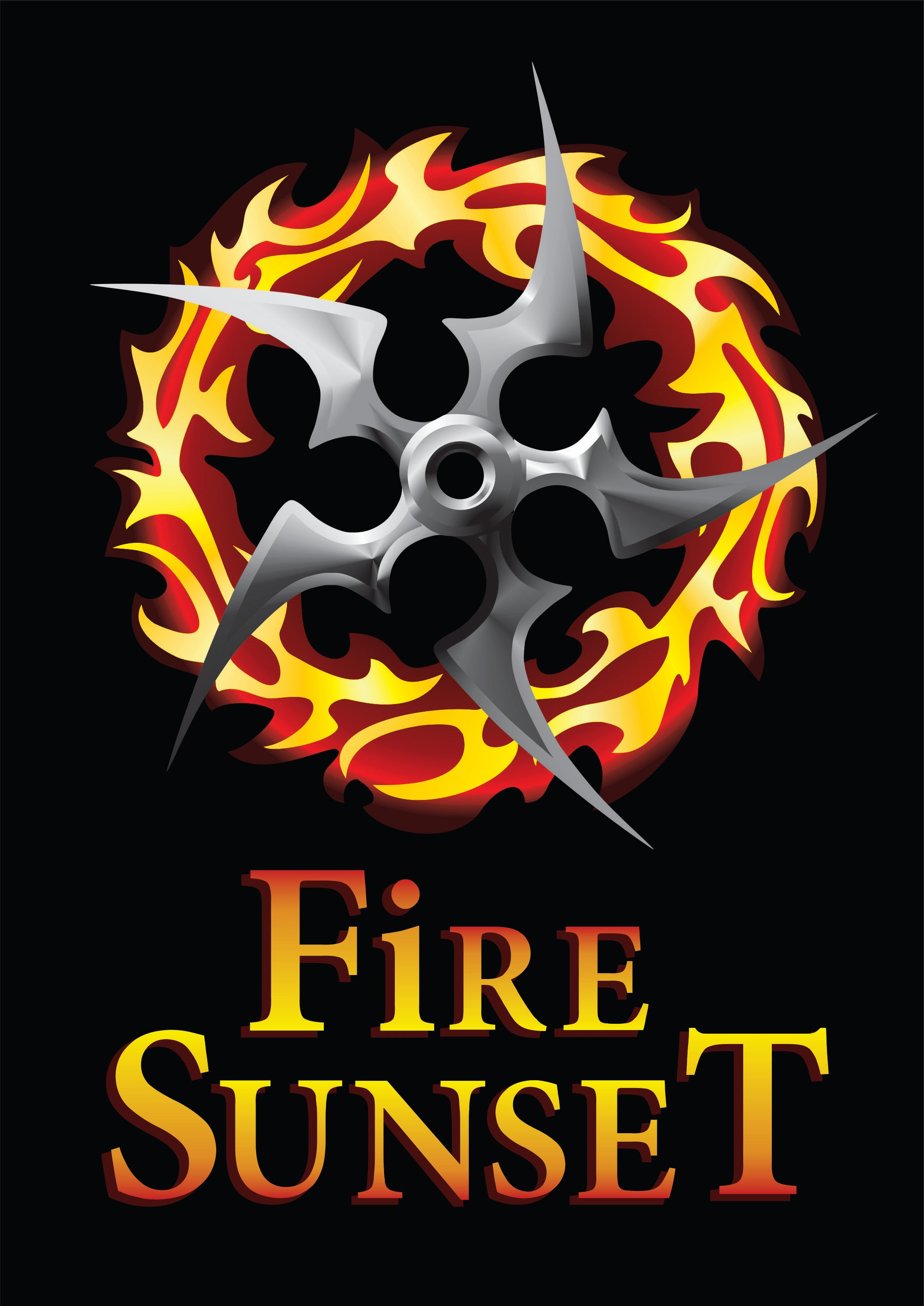 Fire Sunset, Алматы