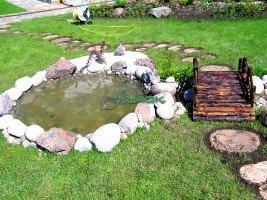 Установка искусственного водоема в Алматы