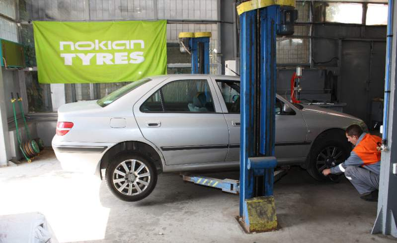 Order Automobile mounting