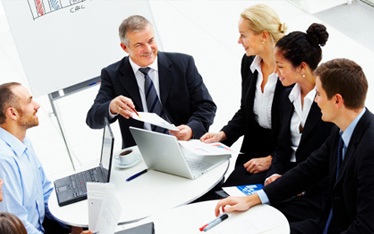 Order Corporate training in English