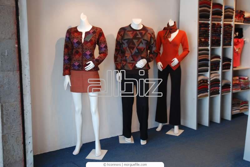 Заказать Пошив женской одежды