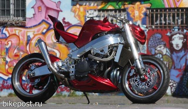 Заказать Тюнинг ретро-мотоциклов