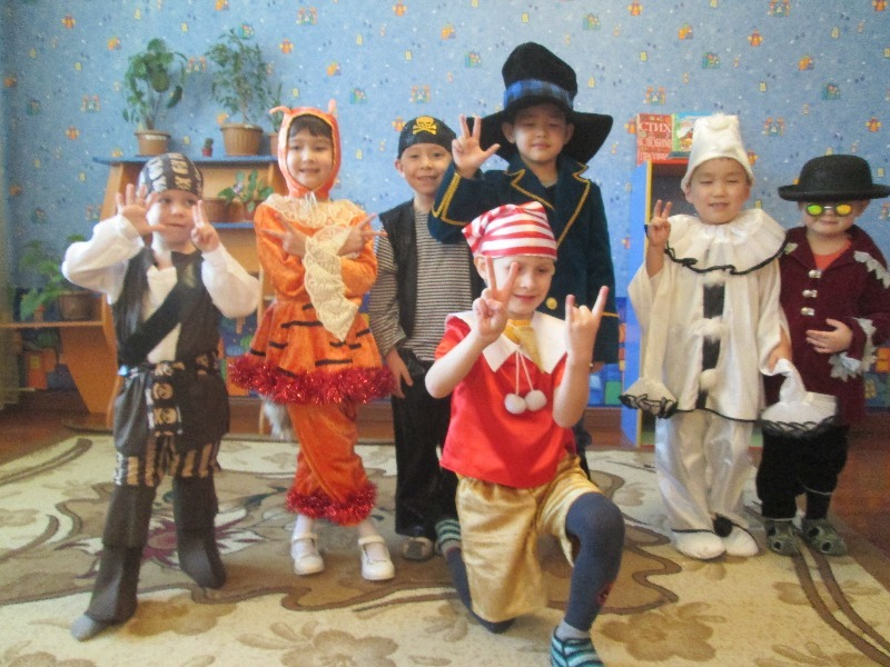 Частный садик Алматы