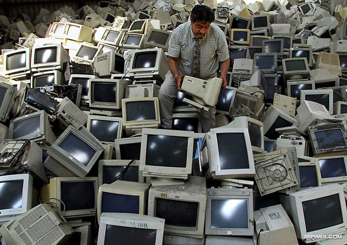 Заказать Утилизация электронной техники, Утилизация электроники