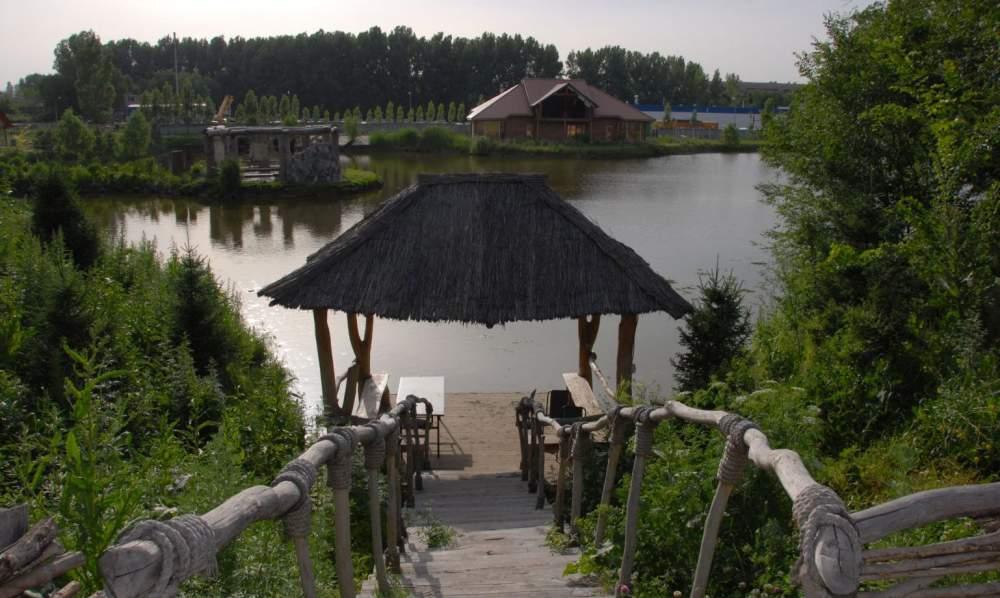 гостиничный комплекс рыбацкая деревня