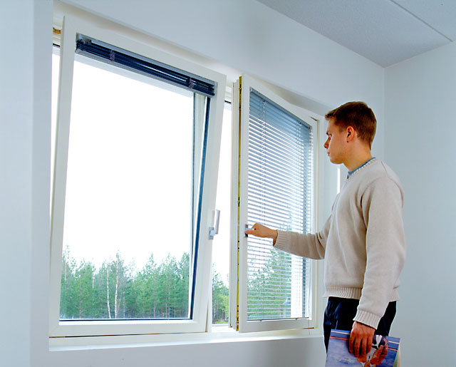 Order Production of plastic windows