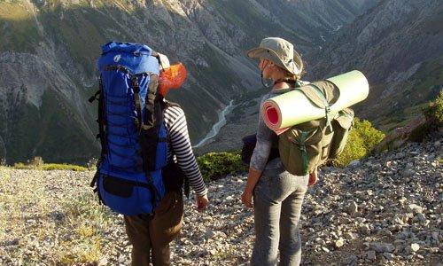 Заказать Тур Пешком через заповедник Аксу-Джабаглы