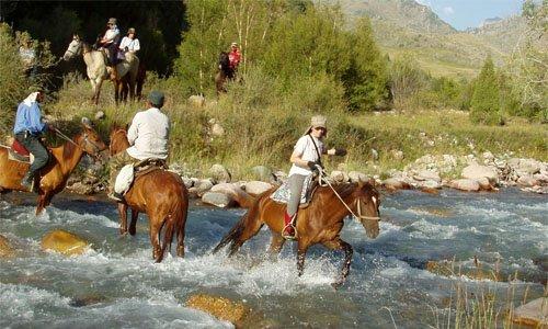 Заказать Тур четырехдневный конный