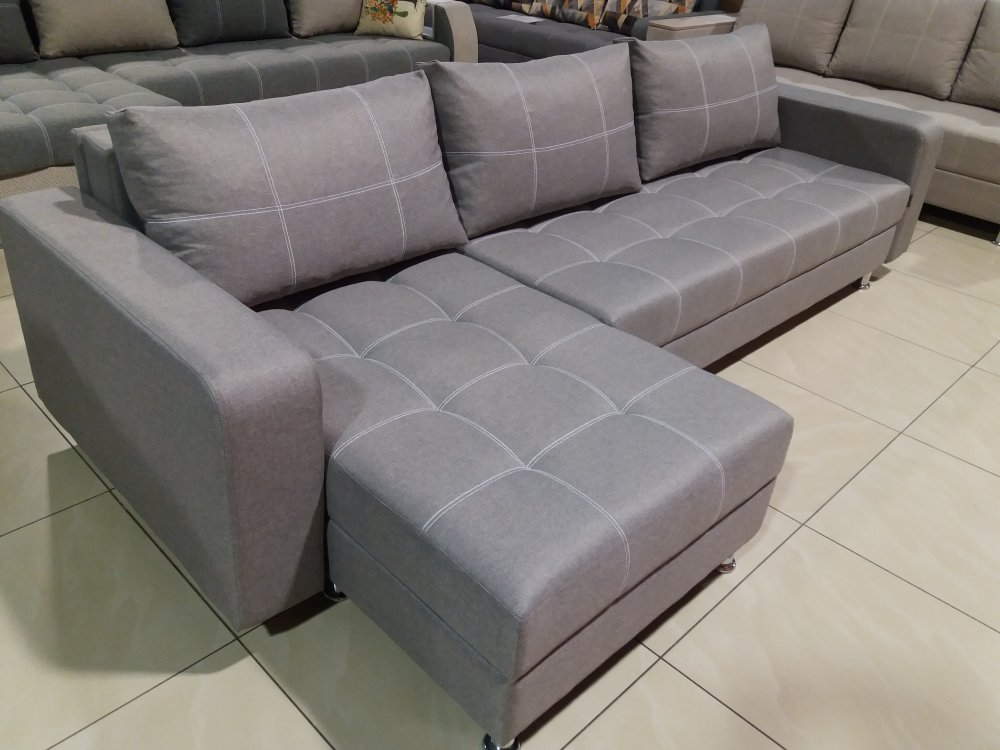 Production of upholstered furniture