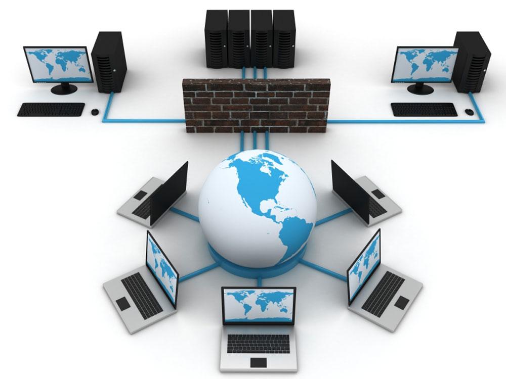 Заказать Организация локальных и распределенных компьютерных сетей