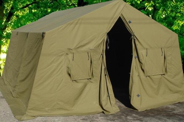 Строительные палатки