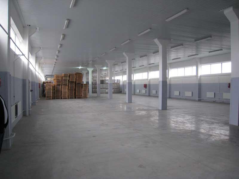 Заказать Ремонтно-отделочные работы складов
