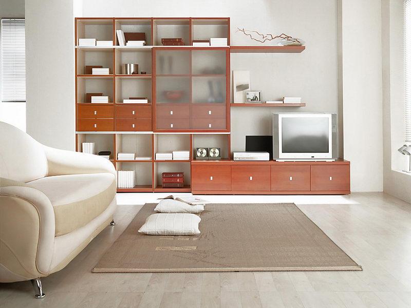 Корпусная мебель из дерева костанай