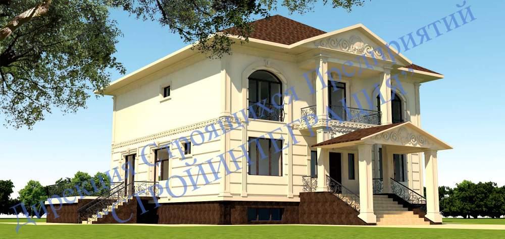 Заказать Эскизное проектирование дизайна интерьера, жилой дом