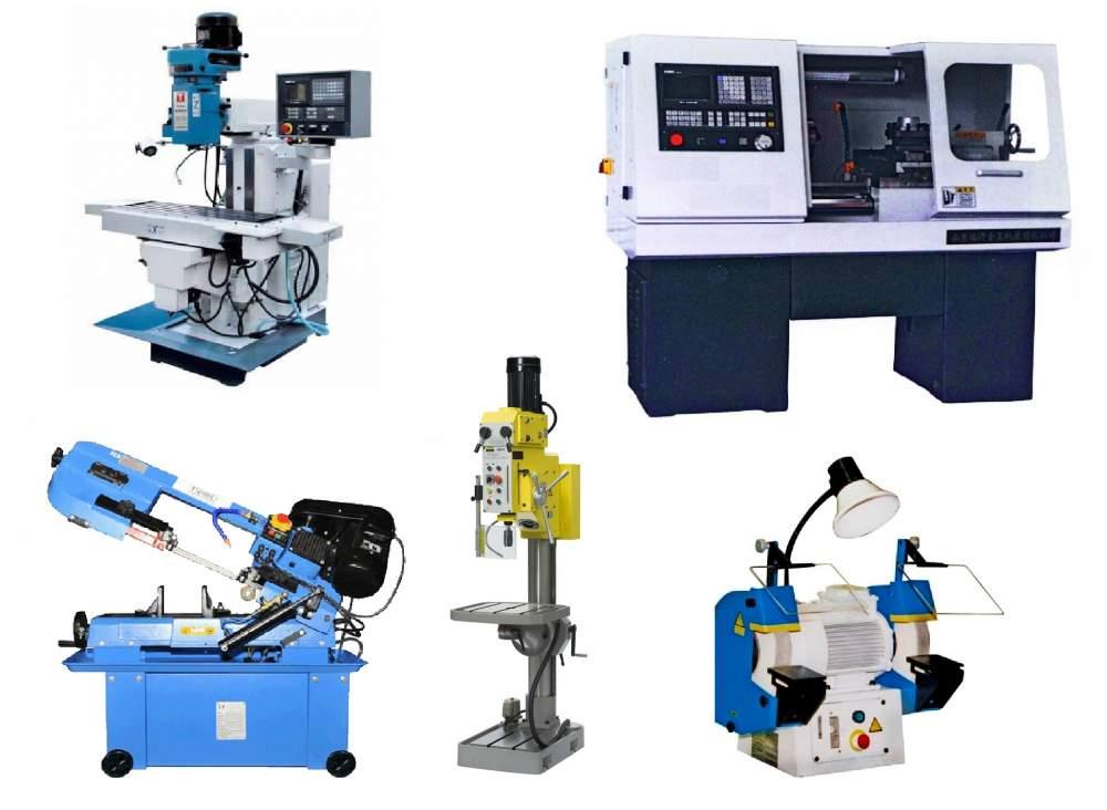 Заказать Поставка металлорежущего оборудования