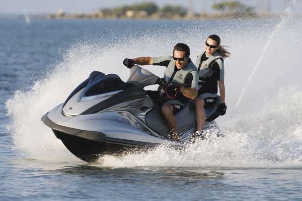 Заказать Катание на водных мотоциклах, катере, квадроциклах