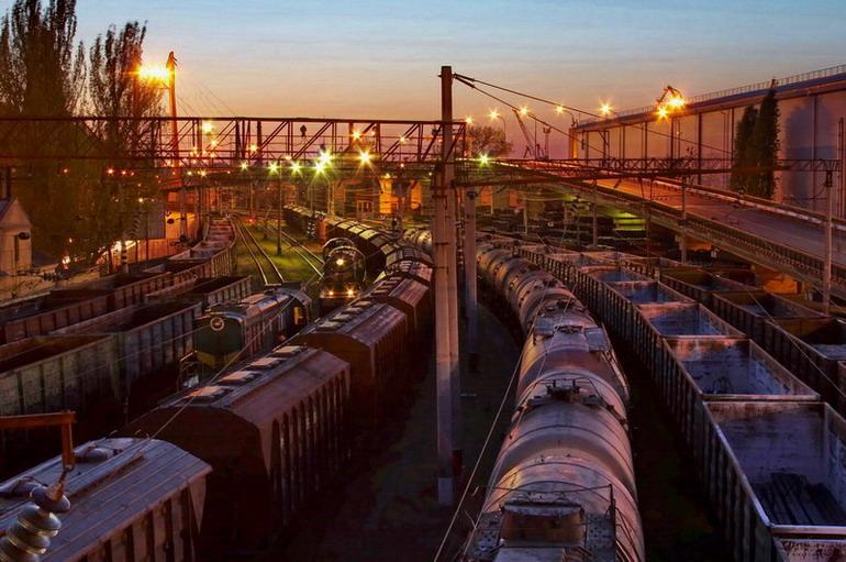 Заказать Грузоперевозки железнодорожные по Казахстану