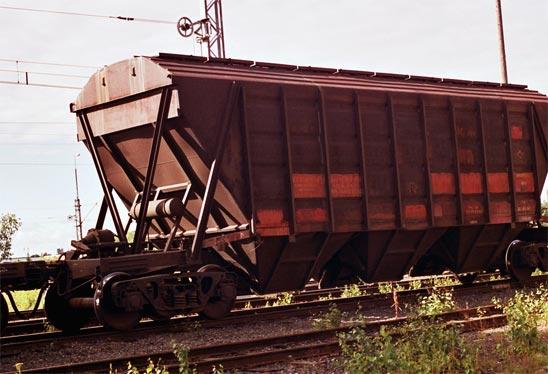 Заказать Перевозка зерновых культур железнодорожным транспортом