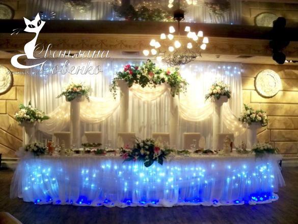 Заказать Оформление свадеб, Оформление залов, Разработка дизайна, Оформление шарами