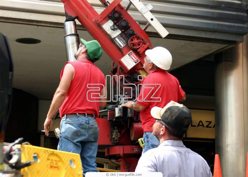 Заказать Услуги строительных бригад