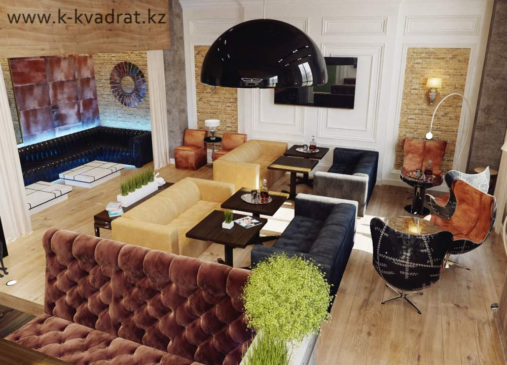 Заказать Дизайн жилых помещений