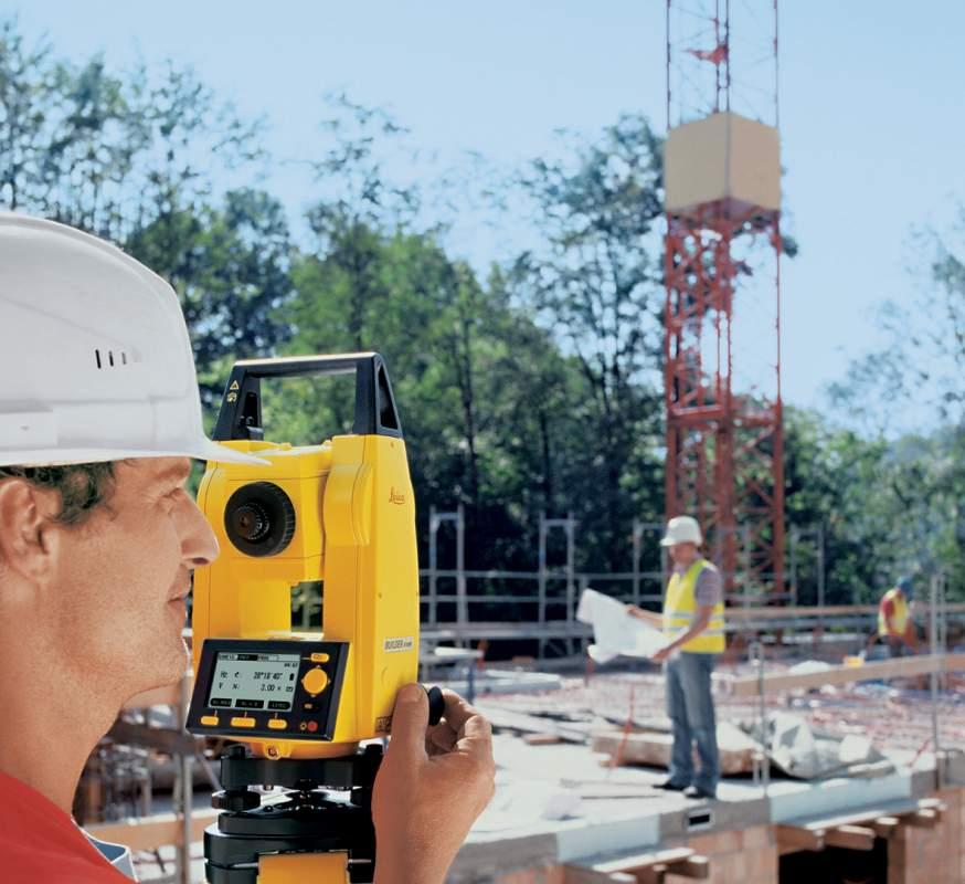Заказать Полное геодезическое сопровождение строительства с постоянным присутствием геодезиста