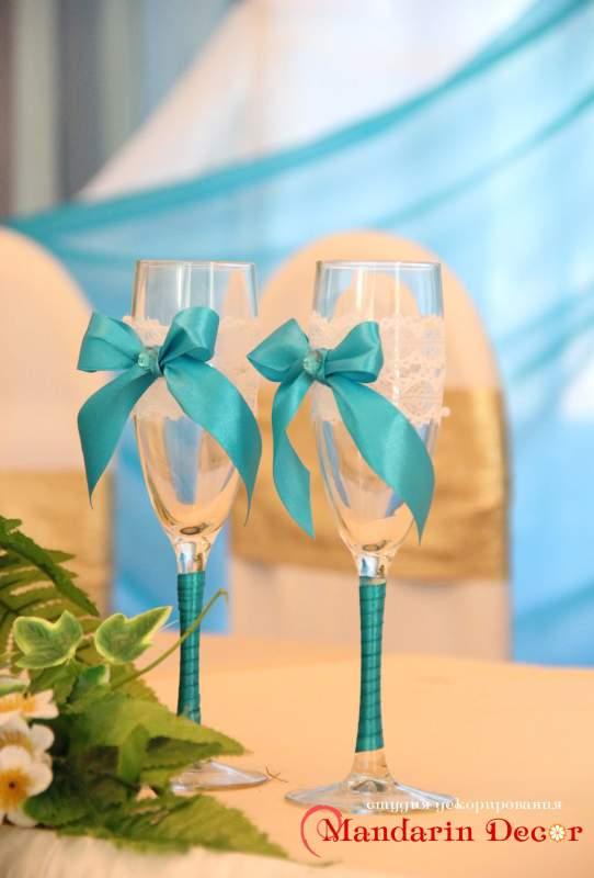 Заказать Оформление свадебных аксессуаров