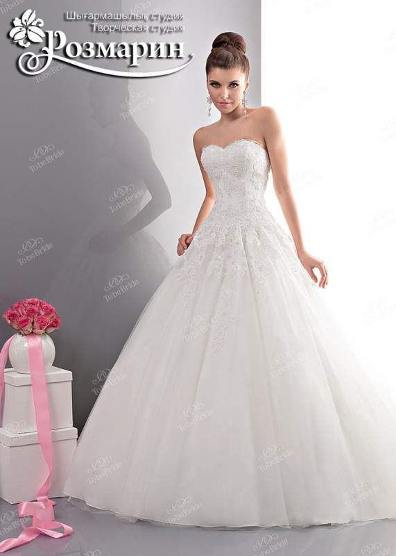 404b910c7ac5f9b Эксклюзивные свадебные платья напрокат в алмате фото - Модадром