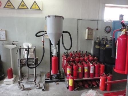 Заказать Производство и реализация противопожарной техники