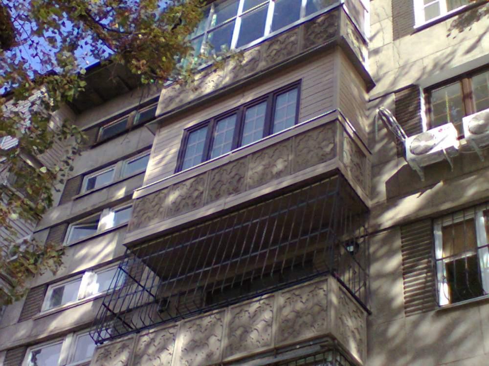 Утепление и отделка балконов и лоджий - kimtex, тоо алмат....