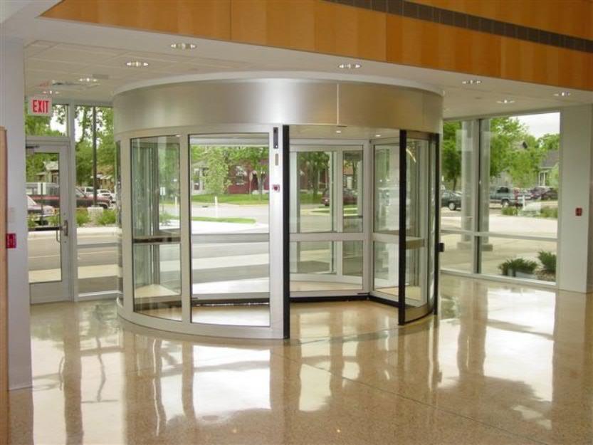 Order Automatic sliding doors
