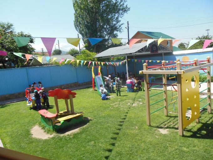 Order Kindergarten in Almaty