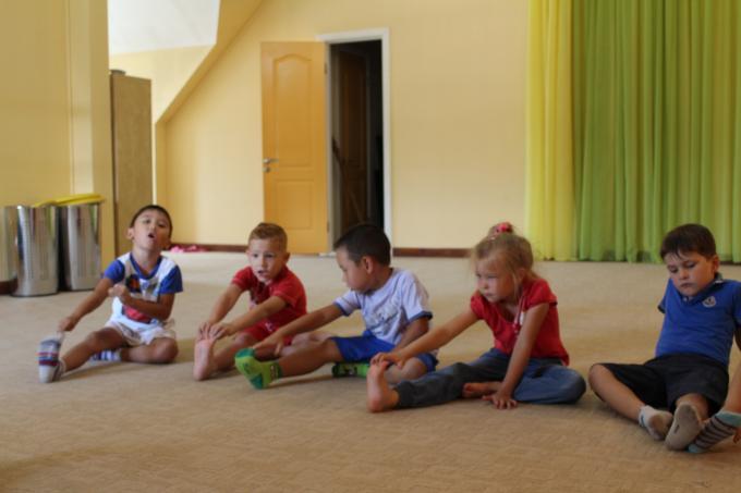 Order Physiotherapy exercises Kindergarten Kunshuak