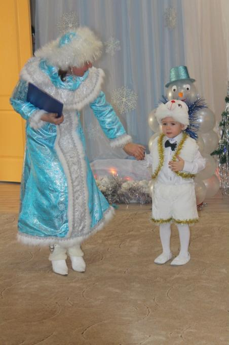 Заказать Детский сад Куншуак, (Новый год)