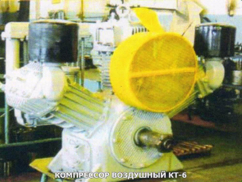 Заказать Капитальный ремонт воздушных компрессоров