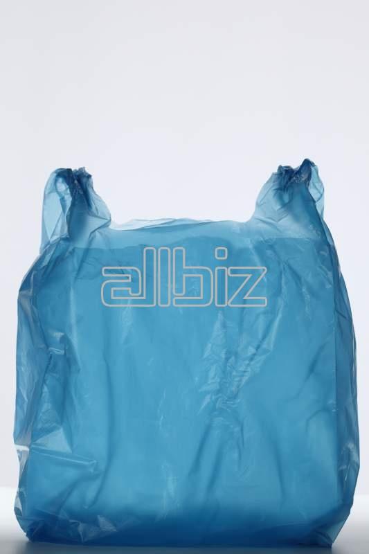Заказать Изготовление полиэтиленовых пакетов в Алматы