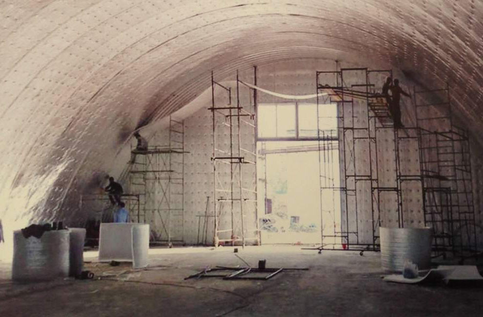 Заказать Ангары - строительство производственных корпусов