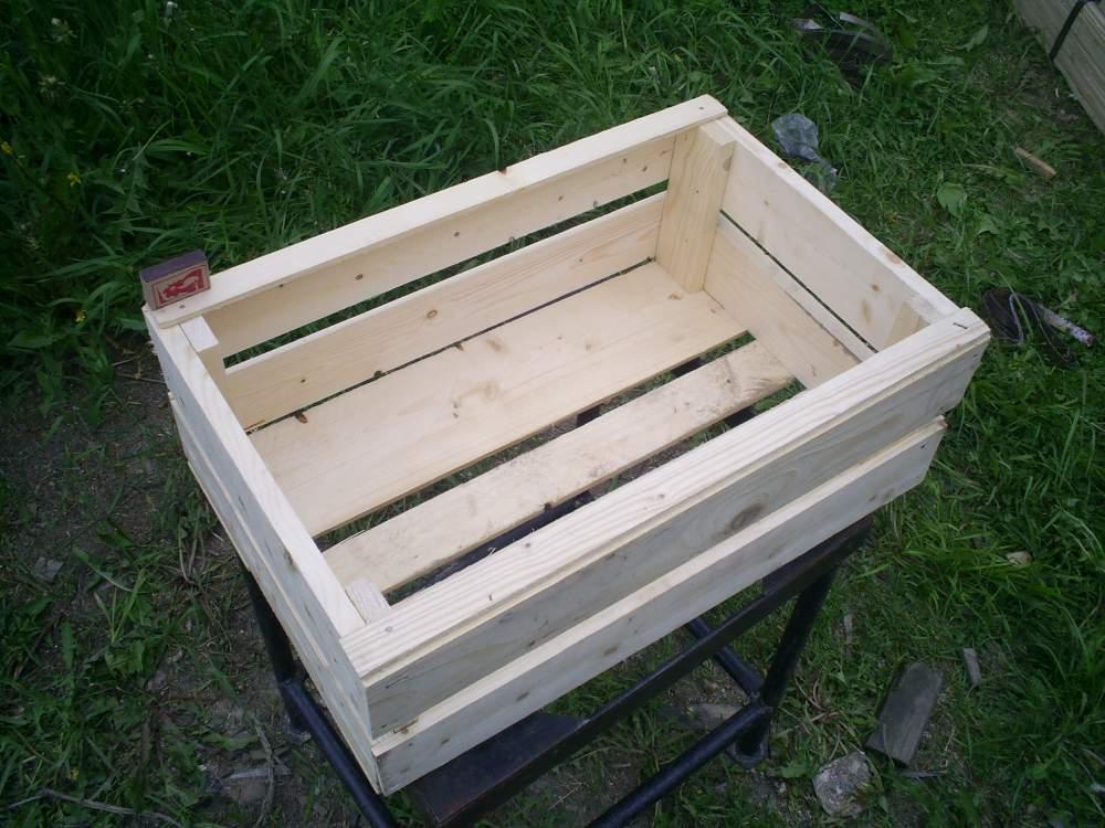 Заказать Производство деревянной тары Алматы