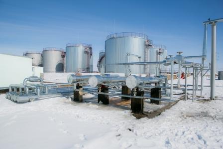 Заказать Строительство складов хранения нефти и нефтепродуктов