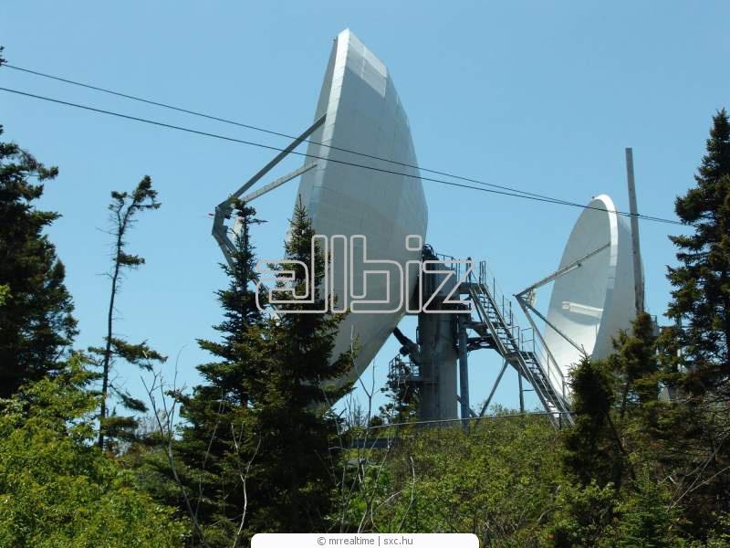 Заказать Услуги спутниковой связи