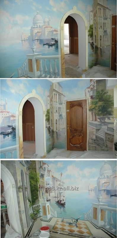 Order Art list of walls in Almaty