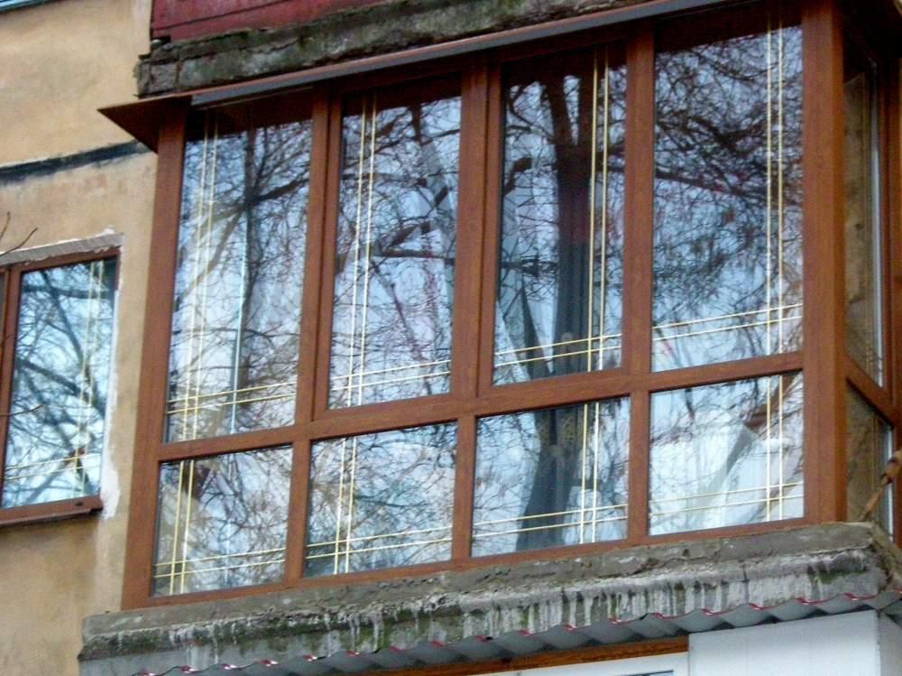 Остекление балконов - стс-универсал, ип алматы (казахстан) -.