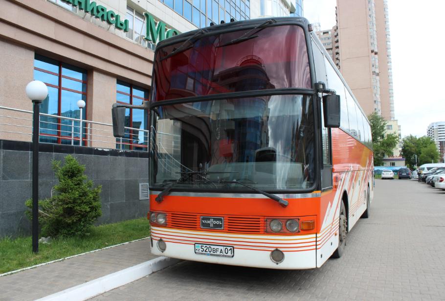 Заказать Трансферы на автобусе
