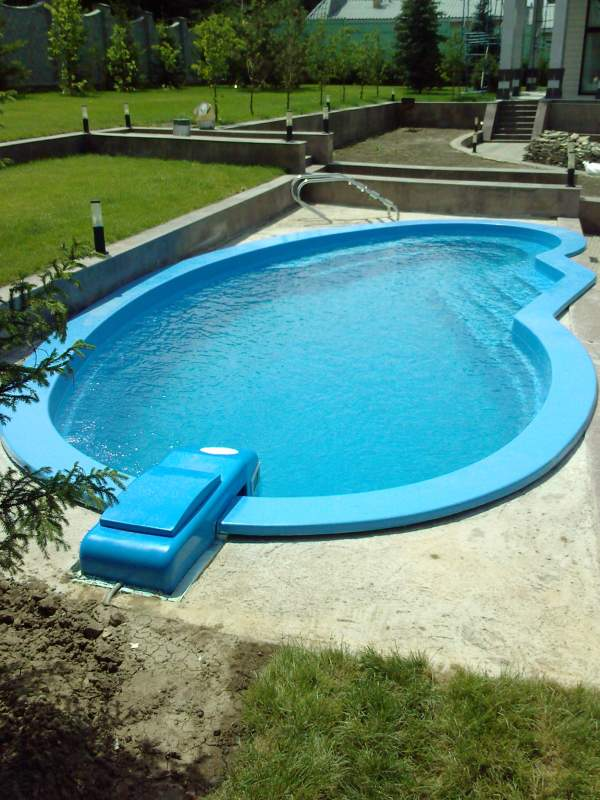 Order Production of pools