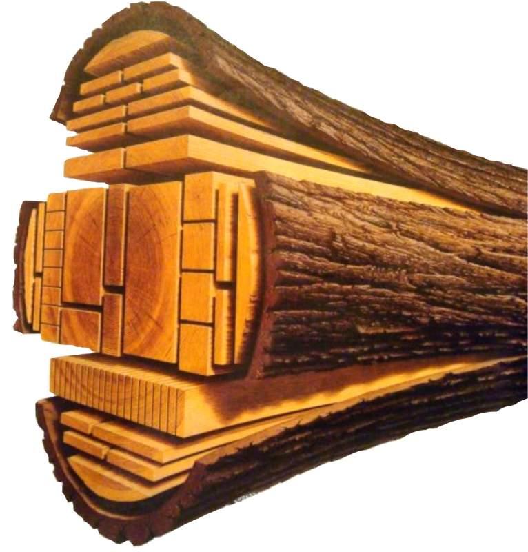 Заказать Распиловка древесины компании Алтей.kz