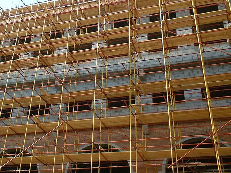 Заказать Ремонт и восстановление строительных лесов и подмостей компании Алтей.kz