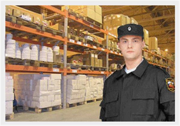 Заказать Охрана предприятий