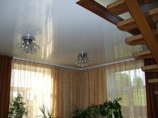 Order French stretch ceilings